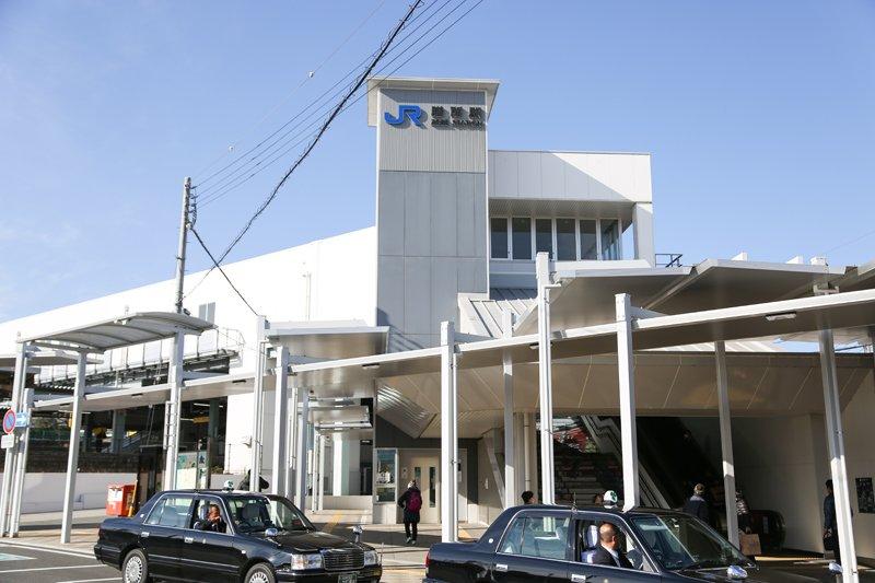 JR「膳所」駅